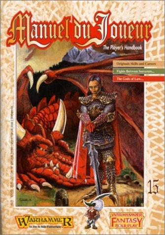 9782951420830: Warhammer : Manuel du joueur
