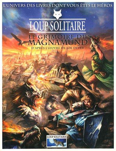 9782951420892: Loup solitaire Le grimoire du Magnamund
