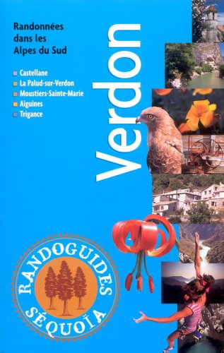 9782951601468: Verdon (French Edition)