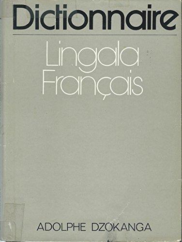 9782951636217: Nouveau dictionnaire illustré lingala-français
