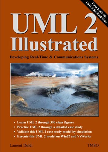9782951660014 Uml 2 Illustrated Developing Real Time And Communications Systems Abebooks Doldi Laurent 2951660014
