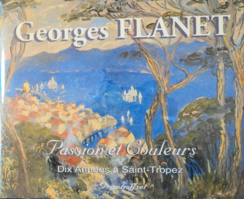 9782951723801: Georges Flanet