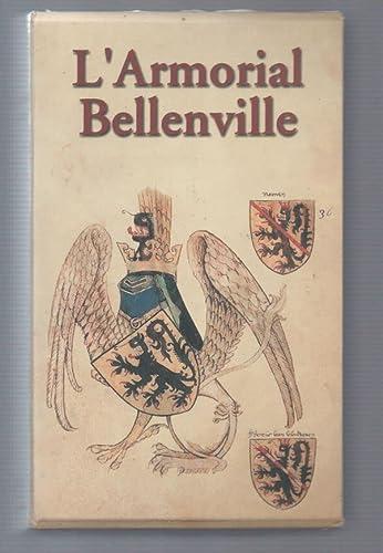 9782951741720: L'armorial Bellevile