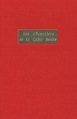 9782951741751: Les chevaliers de la Table Ronde