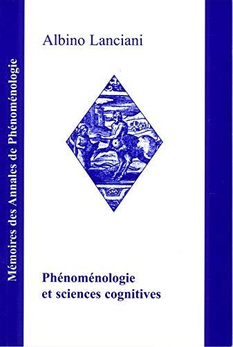 Phénoménologie des Sciences Cognitives: Albino Lanciani