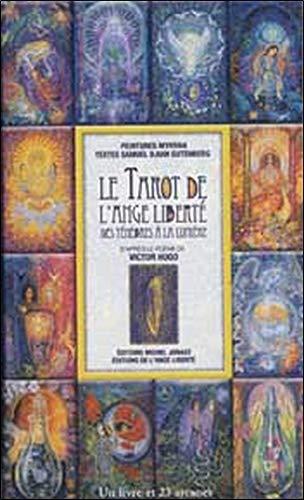 9782951847422: Le Tarot de L'Ange Liberté : Des ténèbres et la lumière