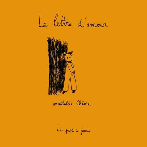 La Lettre d'Amour: Mathilde Chèvre