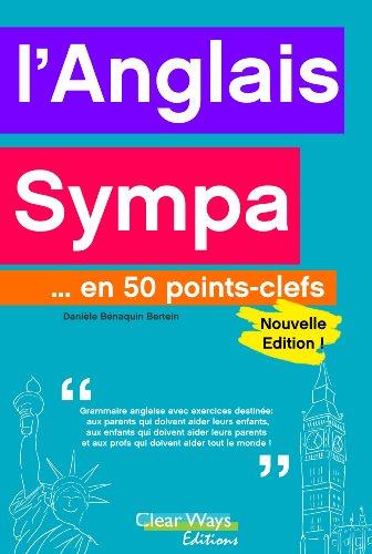 9782951862807: L'anglais sympa... en 50 points-clefs