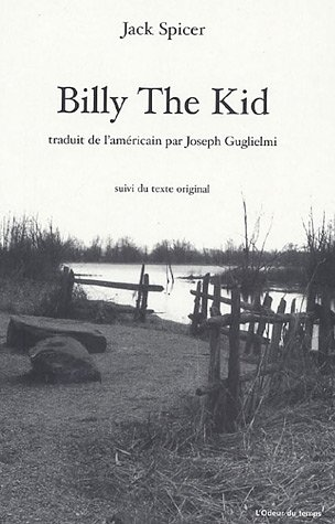 9782951872417: Billy The Kid : Edition bilingue français-anglais
