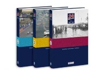 9782951873780: Encyclopédie des 24 Heures du Mans - 1923/2010