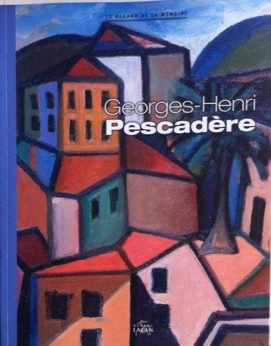 9782951893993: Georges Henri Pescad�re 1915-2003