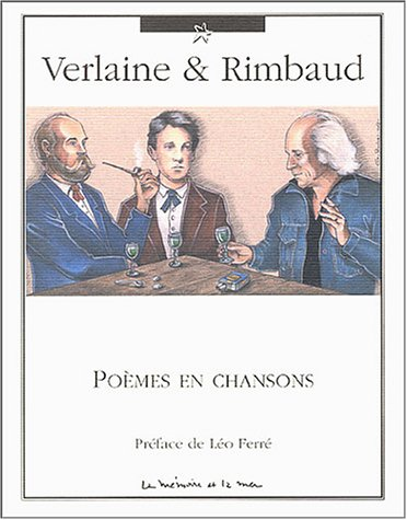 9782951939646: Verlaine & Rimbaud (French Edition)