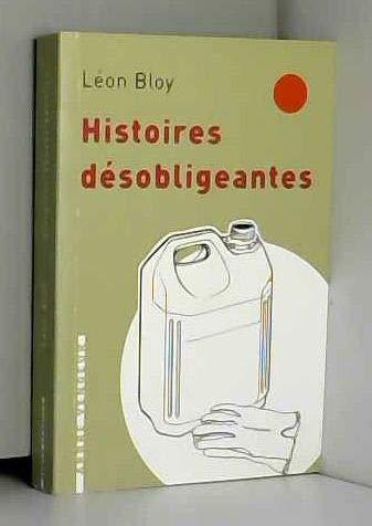 9782951997882: Histoires désobligeantes