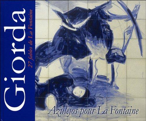 9782952013734: Azulejos pour La Fontaine
