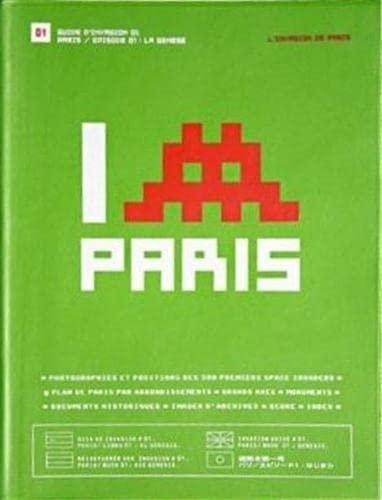 9782952019927: L'Invasion de Paris (Invasion Guide)