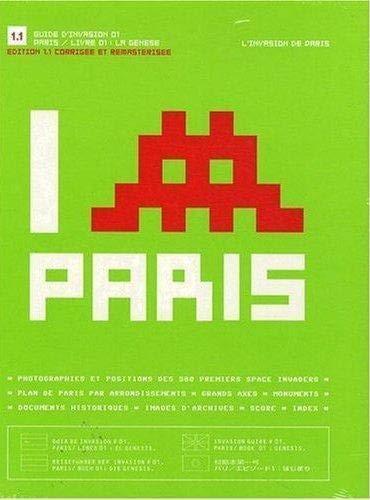 9782952019934: L'Invasion de Paris / I am Paris: Livre 01 : La Genese