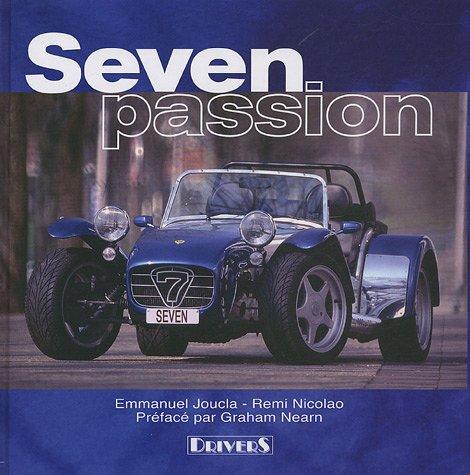 9782952049146: Seven passion