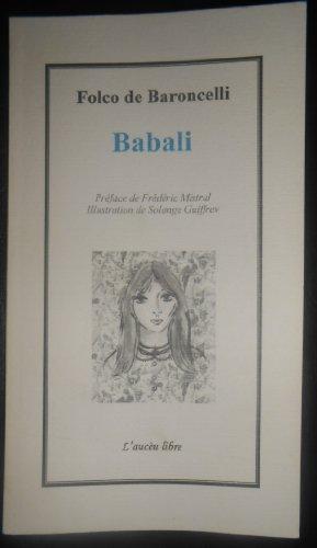 9782952053037: Babali