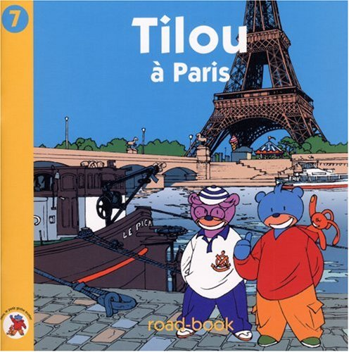 9782952060868: Tilou a paris (Road Book)