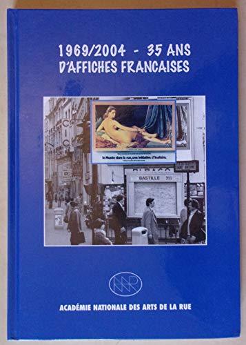 1969/2004 - 35 ans d'affiches françaises: Jacques Séguéla