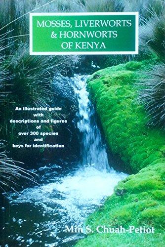 9782952091404: Mosses, liverworts and hornworts of Kenya