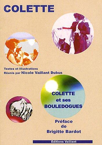 9782952181600: Colette et ses bouledogues