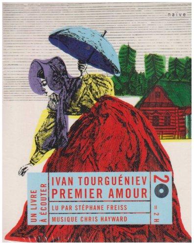 9782952183338: Tchékov : Premier Amour