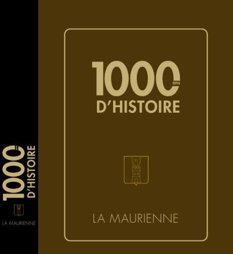 9782952245975: 1000 ANS D HISTOIRE SAVOIE