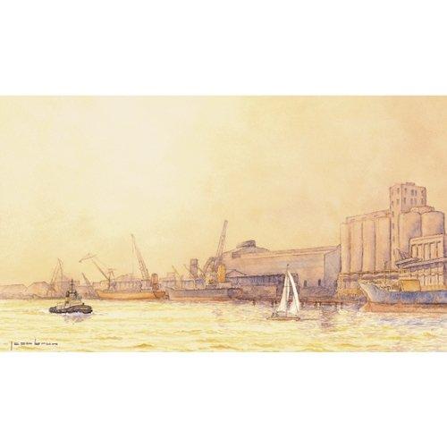 9782952277105: Ports de commerce français, 1994-2004 : Lumières et demi-teintes