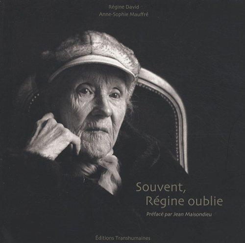 9782952286916: Souvent, Régine oublie (1CD audio)