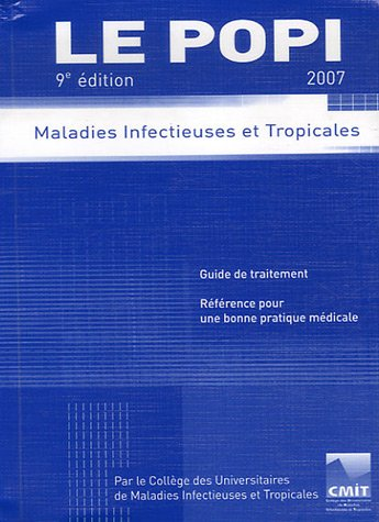 9782952295437: Le POPI : Maladies infectieuses et tropicales