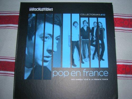 9782952323369: Coffret Collectorama 10 Les inrockuptibles Pop en France 2 CD + Livre + Photos