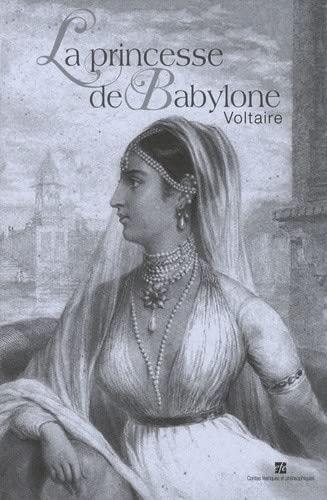 9782952335874: La princesse de Babylone (French Edition)