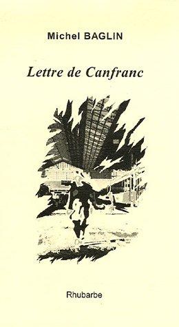 9782952367547: Lettre de Canfranc