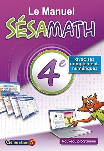 9782952417488: Le Manuel Sésamath 4e