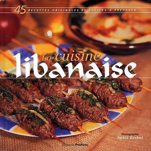 9782952430494: La cuisine libanaise