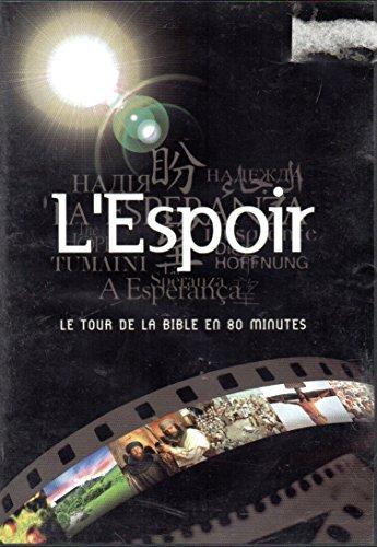 9782952454704: L'espoir : le tour de la bible en 80 minutes