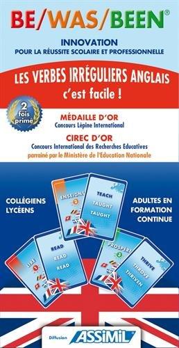 9782952459501: Be was been : Les verbes irréguliers anglais, c'est facile !