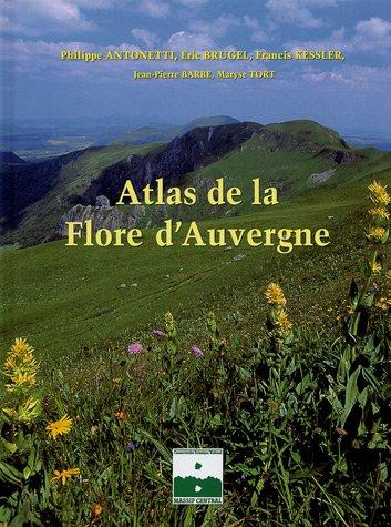 9782952472203: Atlas de la flore d'Auvergne