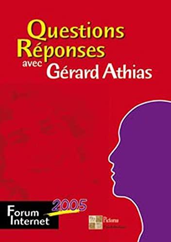 9782952514705: Questions Réponses avec Gérard Athias