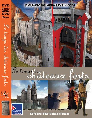 9782952525305: Le temps des châteaux forts