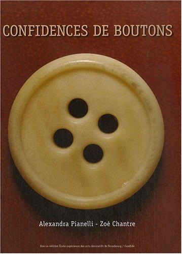 9782952564809: Confidences de boutons
