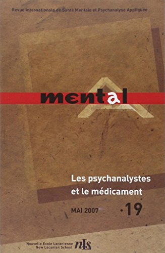 9782952633420: Revue mental, n°19 (French Edition)