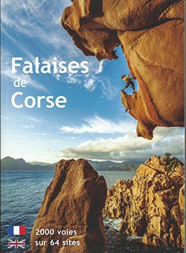 9782952638821: Falaises de Corse 1700 voies sur 50 sites en français et en anglais