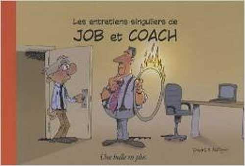 9782952663205: Les entretiens singuliers de Job et Coach