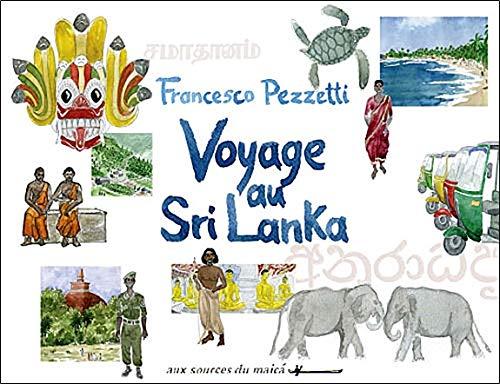 9782952664646: Voyage au Sri Lanka