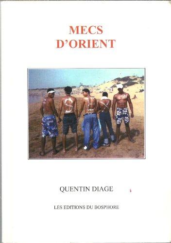 9782952740401: Mecs d'Orient