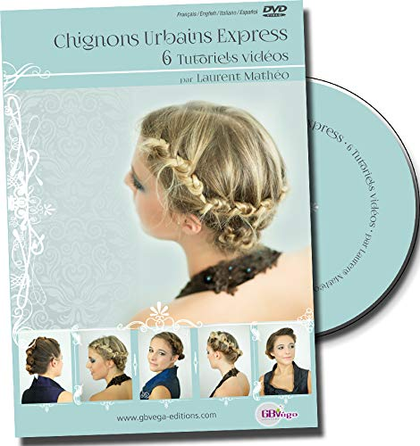 9782952753838: DVD Chignons Urbains Express