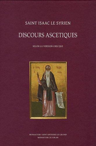 9782952759809: Discours ascétiques : Selon la version grecque