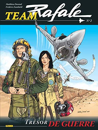 9782952787123: Team Rafale, t. 02 (Stratégie des sentinelles) (French Edition)